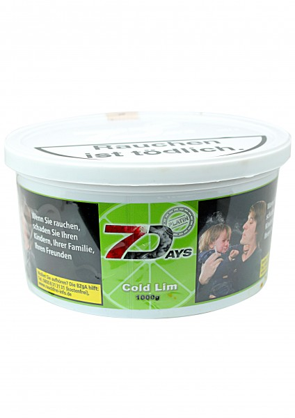 7Days Platin - Cold Lim - 1kg