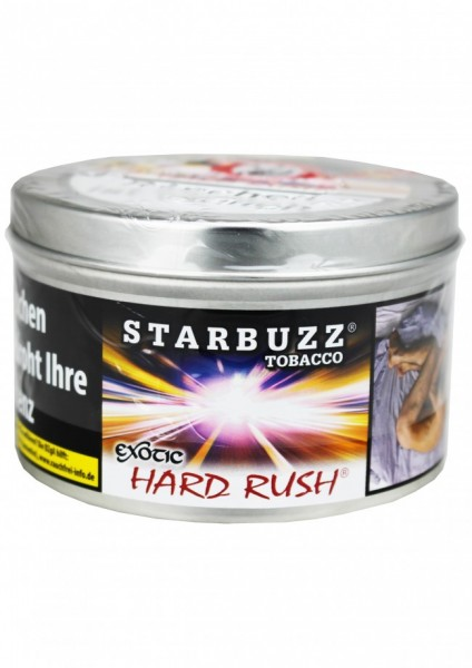 Starbuzz - Hard Rush - 200g