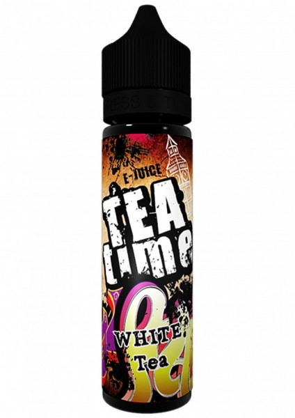 VoVan Liquid Tea Time - White Tea - 50ml/0mg