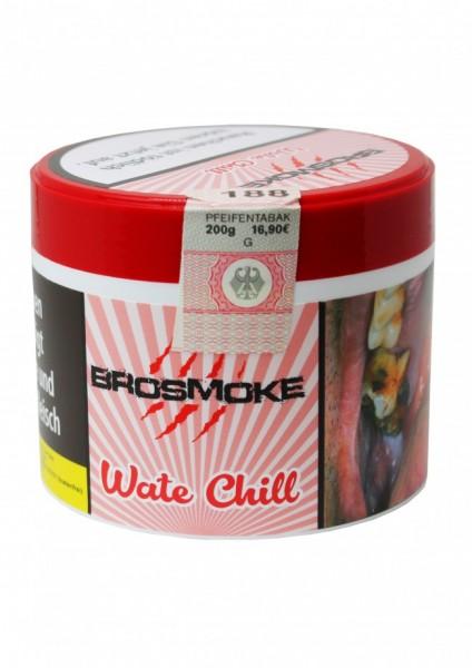 Brosmoke Tabak - Wate Chill - 200g
