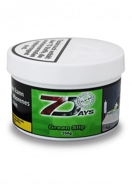 7Days Platin - Green Slip - 200g