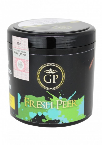 Golden Pipe - Fresh Peer - 200g