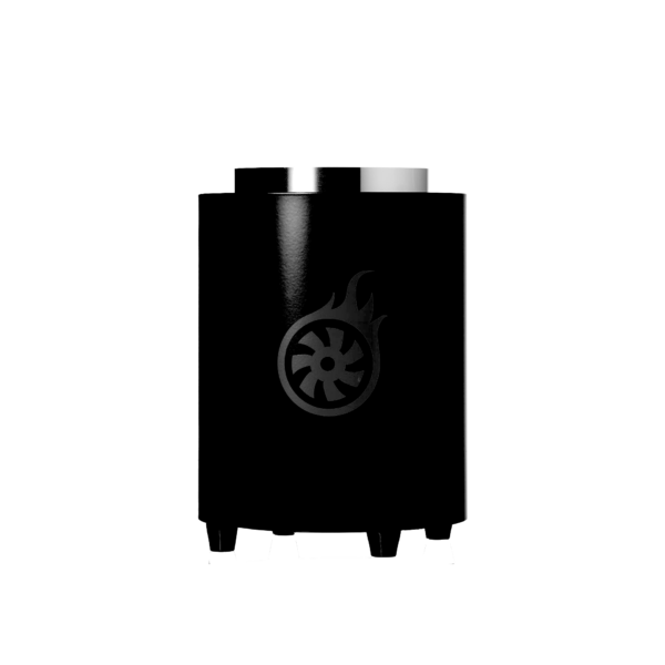 Shisha-Turbine - NeXt - Black #NoRacism