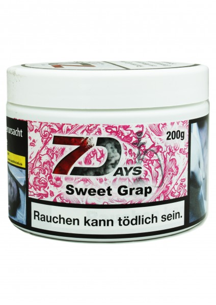 7Days - Sweet Grap - 200g