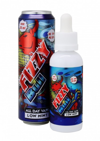 Fizzy Liquid - Bull - 55ml