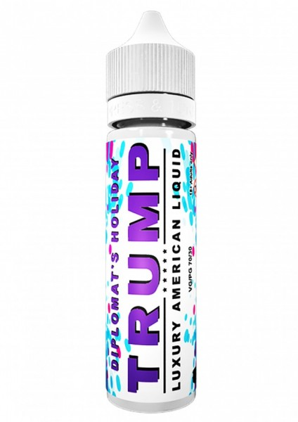 VoVan Liquid Trump - Diplomats Holiday - 50ml/0mg