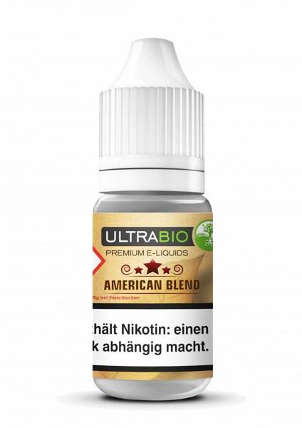 Ultrabio - American Blend - 10ml/0mg