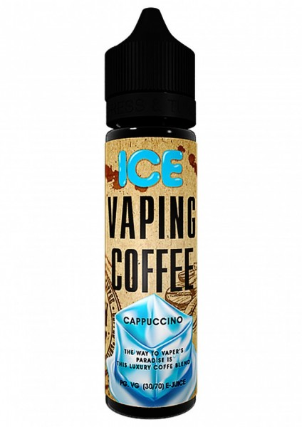 VoVan Liquid Coffe - Cappucino Ice - 50ml/0mg