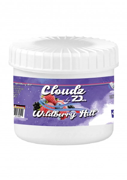 Cloudz by 7Days - Wildberry Hill - 50g