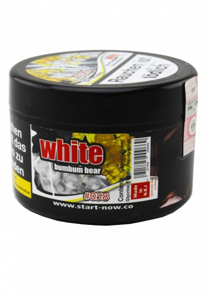 Start Now - White BumBum Bear - 200g