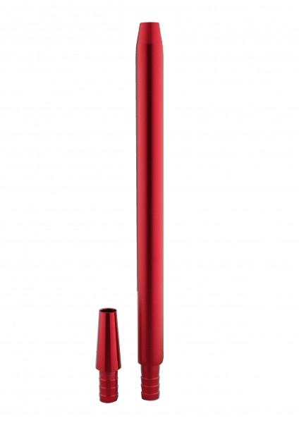 Neo - Aluminium-Mundstück-Set - Rot