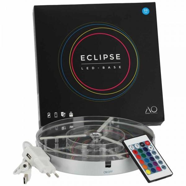 AO Hookah - Eclipse LED Untersetzer - 20cm