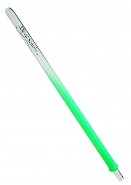 Devil Smoke - Colored - Neon Grün - runde Öffnung
