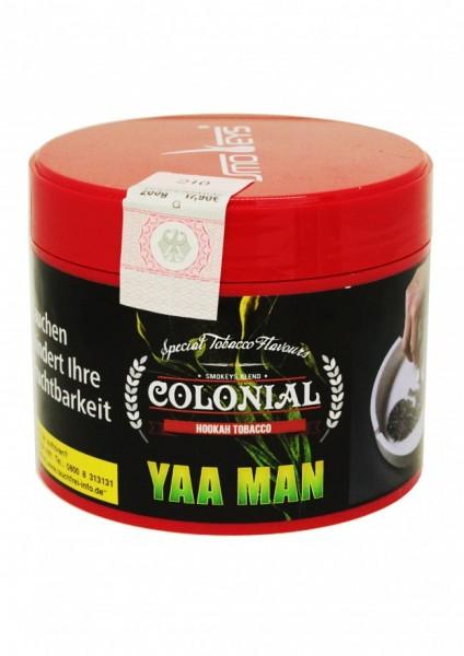 Colonial Tobacco - YAA MAN - 200g