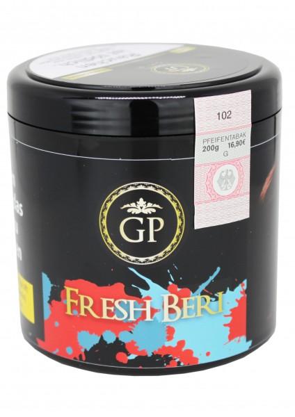 Golden Pipe - Fresh Beri - 200g