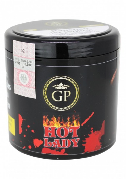 Golden Pipe - Hot Lady - 200g