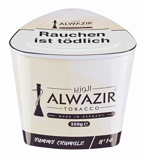 Al Wazir - Yummy Crumble (No.14) - 250g