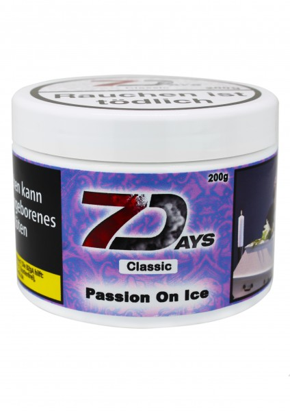 7Days Classic - Passion on Ice - 200g