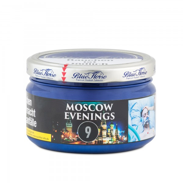 Blue Horse - Moscow Evenings #9 - 200g