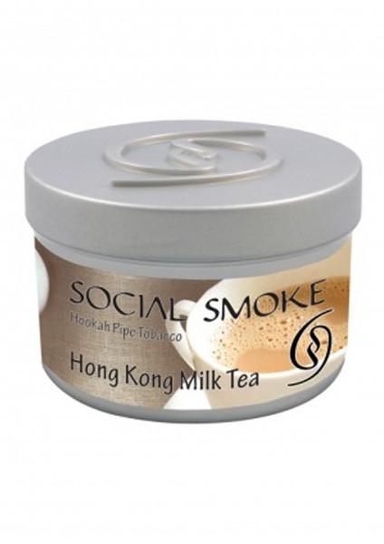 Social Smoke - Hong Kong Milk Tea - 250g