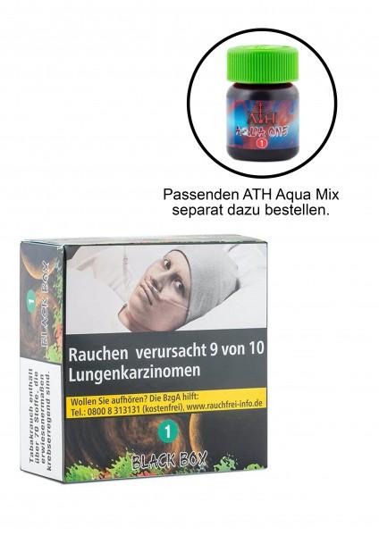 Aqua Mentha Premium Tobacco - Black Box (1) - 200g