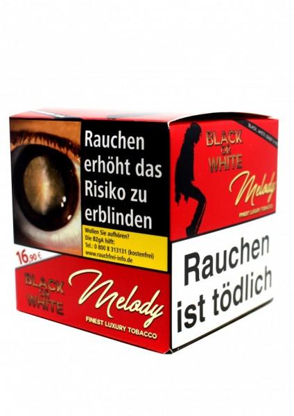 Melody Luxury Tobacco - Black or White - 200g