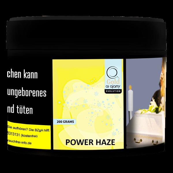 Al Ajamy Gold (2.0) - Power Haze - 200g