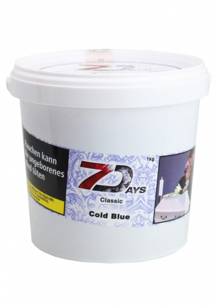 7Days - Cold Blue - 1000g
