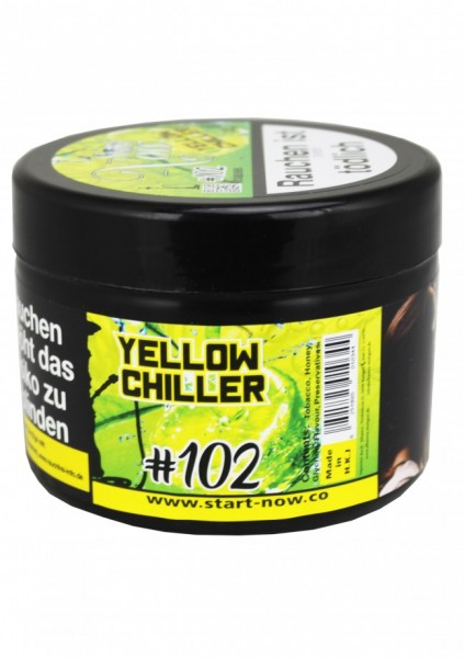 Start Now - Yellow Chiller - 200g