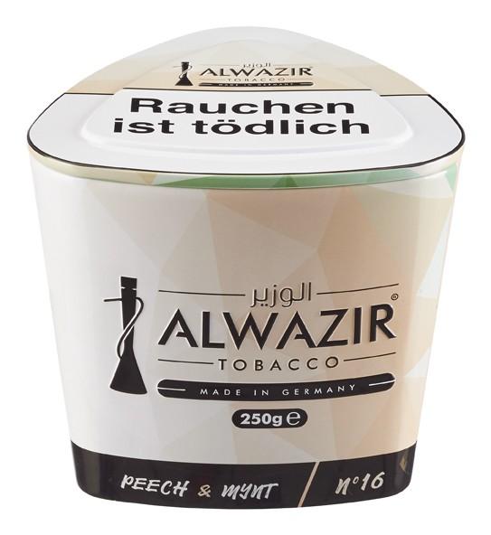 Al Wazir - Peech & Mynt (No.16) - 250g
