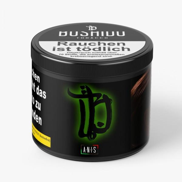 Bushido Tobacco - Anis - 200g