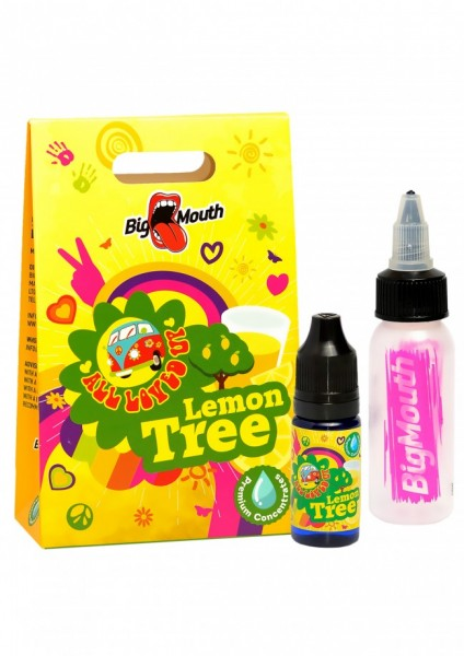 Big Mouth All Loved Up - Lemon Tree - 10ml