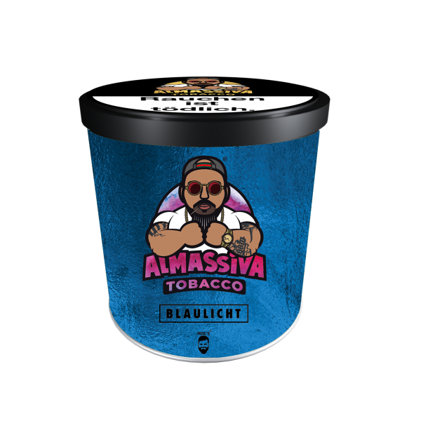ALMASSIVA Tobacco - Blaulicht - 200g