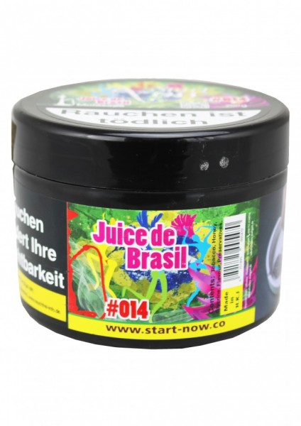 Start Now - Juice de Brasil - 200g