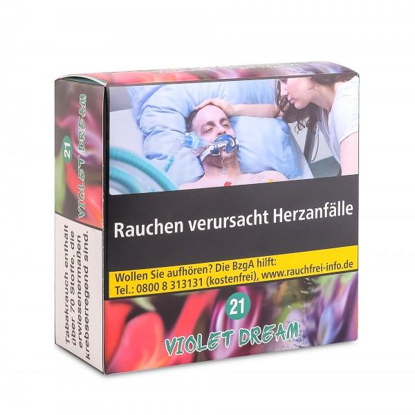 Aqua Mentha Premium Tobacco - Violet Dream (21) - 200g