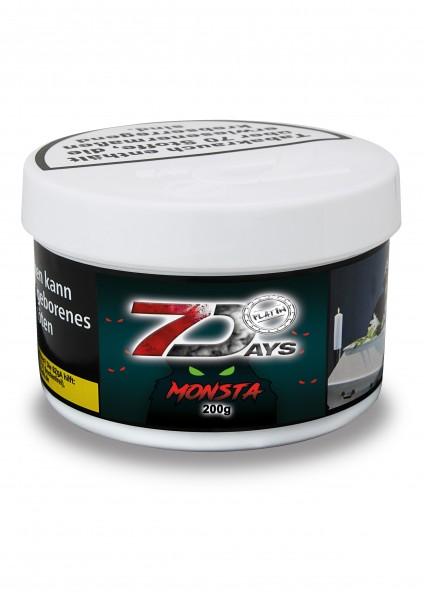 7Days Platin - Monsta - 200g