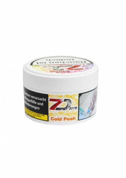 7Days Classic - Cold Peah - 50g