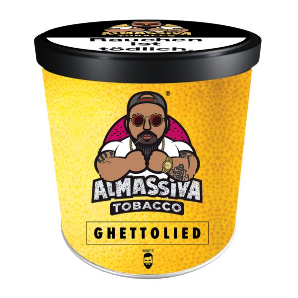 ALMASSIVA Tobacco - Ghettolied - 200g