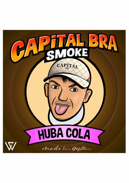 Capital Bra Smoke - Huba Cola - 200g