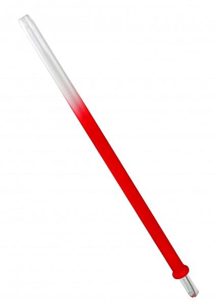 Colorful Glas - Mundstück - Cracked Blood Red