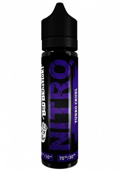 VoVan Liquid Nitro - Turbo Cruel - 50ml/0mg