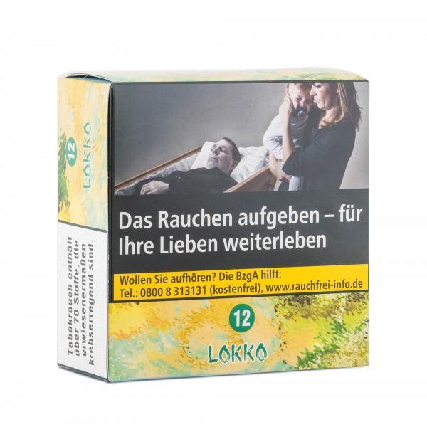 Aqua Mentha Premium Tobacco - Lokko (12) - 200g