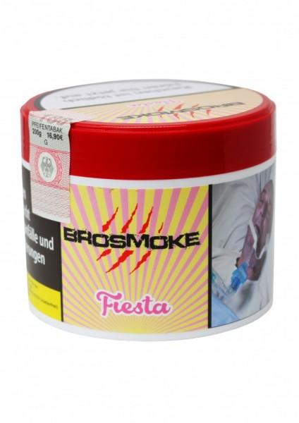 Brosmoke Tabak - Fiesta - 200g