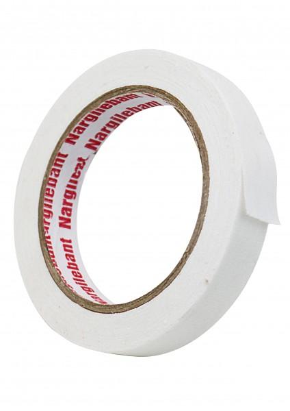 Shisha Tapeband - Textil Tape - Weiß