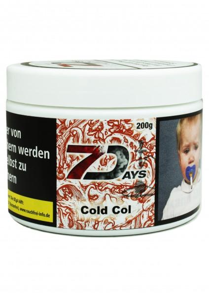 7Days - Cold Col - 200g