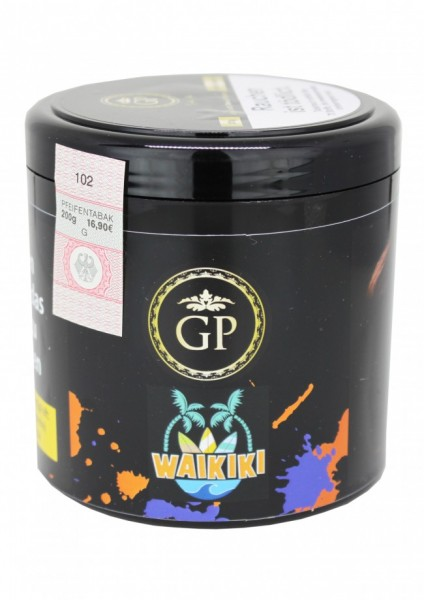 Golden Pipe - Waikiki - 200g