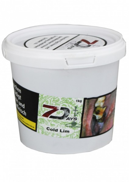 7Days Classic - Cold Lim - 1000g