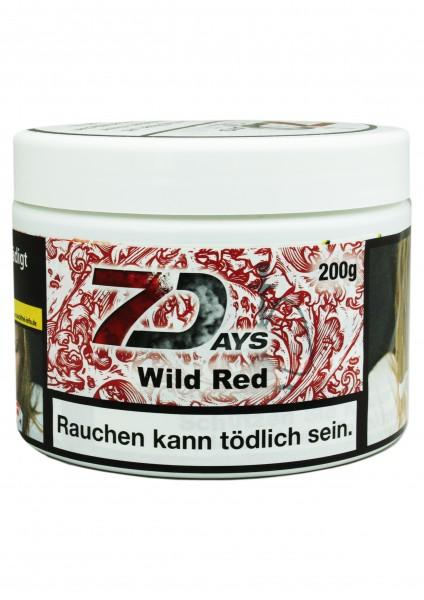 7Days - Wild Red - 200g