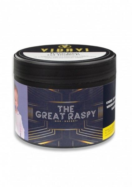 Vidavi - The Great Raspy - 200g